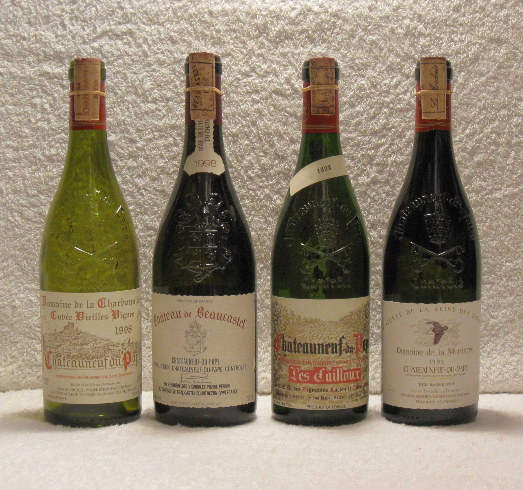 7d351e3f5 ... Southern Rhone blends,  and make the wines magical with food,  but many  wine people now like to affect the view that traces of brett are  intolerable.